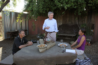 Photo: Hearing about 'Plein Air' art festival in Winters CA