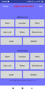 App Adiba GSM APK for Windows Phone