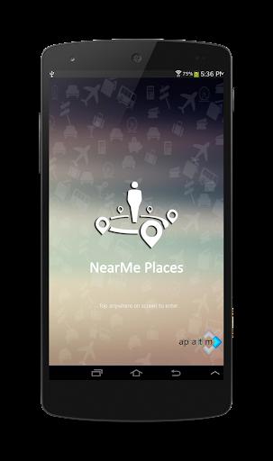NearMe Places