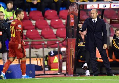 Roberto Martinez estime que l'un des Diables Rouges peut remporter le Ballon d'Or