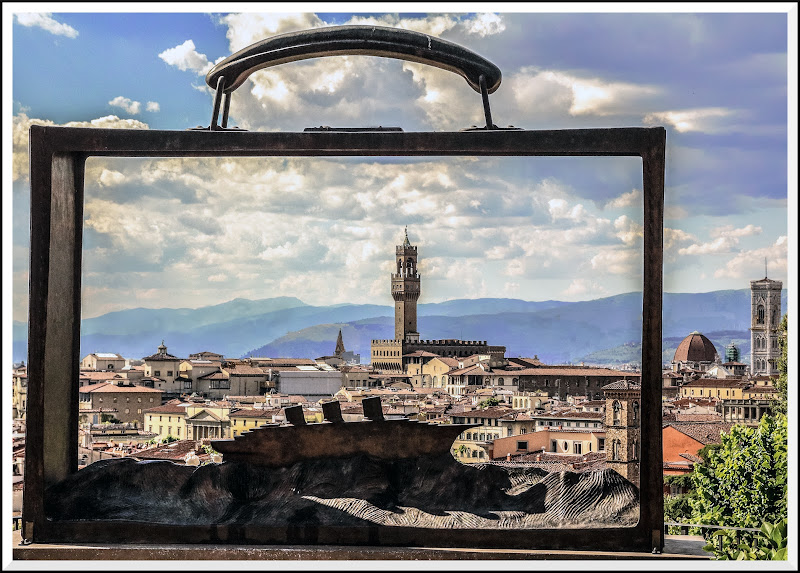 Un bacione a Firenze di D. Costantini