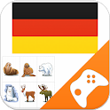 German Game: Word Game, Vocabulary Game icon