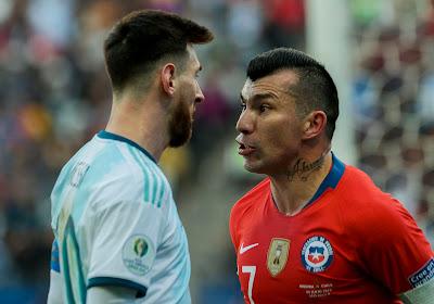 Messi suspendu pour une longue durée par la CONMEBOL !