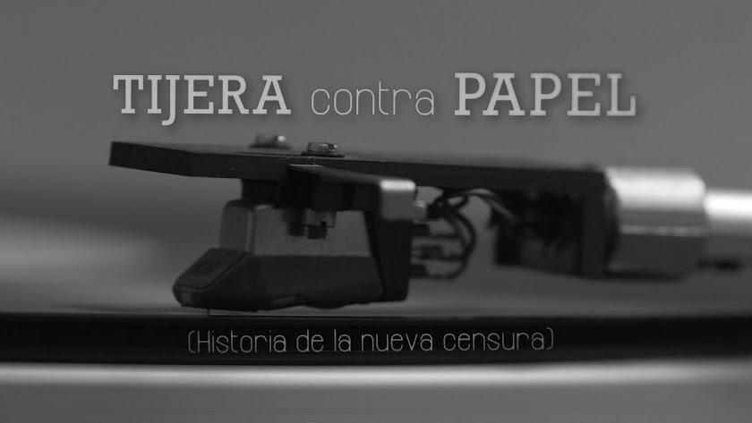 Fotograma del documental 'Tijera contra papel'.