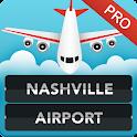 Nashville Airport Flights Pro icon