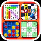 Jogos de Palavras e Números icon