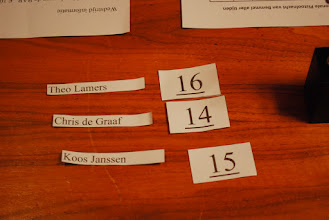 Photo: IPN 2015 Baan loting LP-Opgelegd