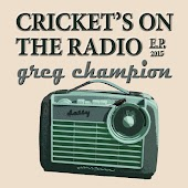 Cricket's On The Radio