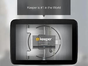 0 Keeper® Password Manager App screenshot