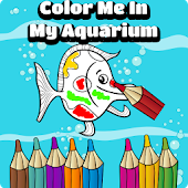 Color Me In - My Aquarium