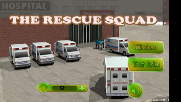 The Rescue Squad Gratis