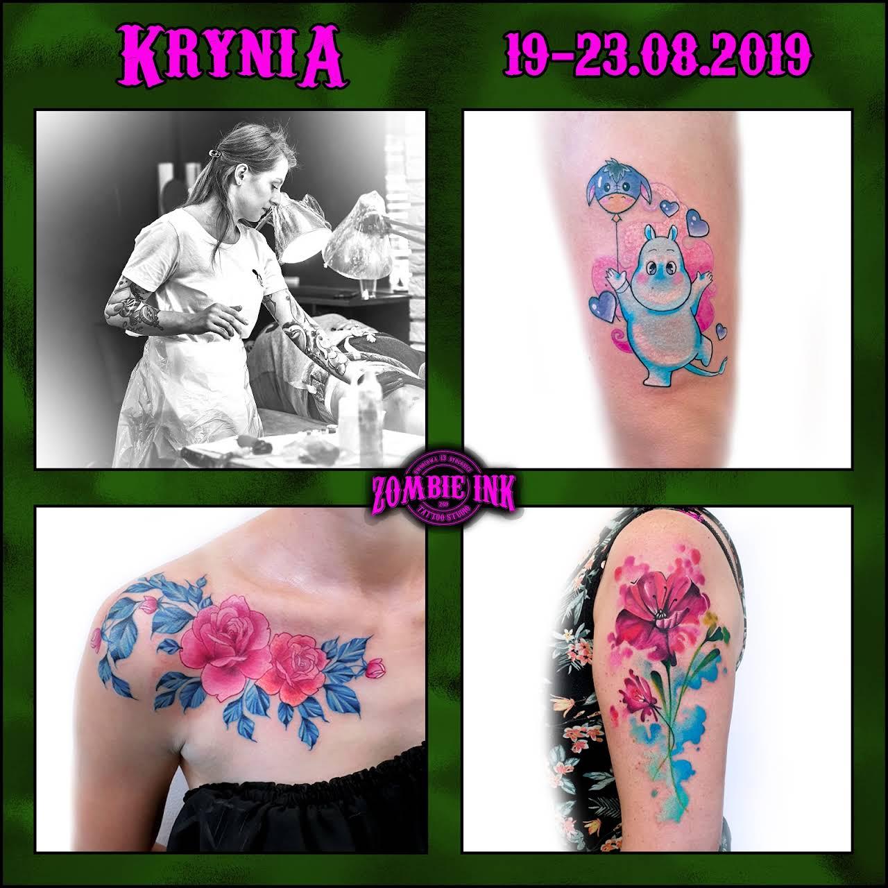 Studio Tatuażu Zombie Ink Studio Tatuażu Bydgoszcz