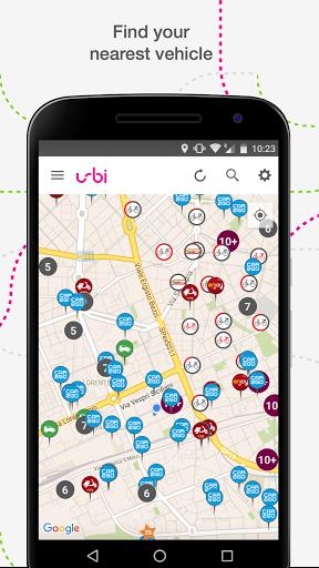 urbi smartphone