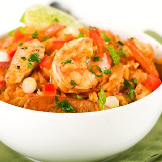 Pleasant Shrimp Jambalaya