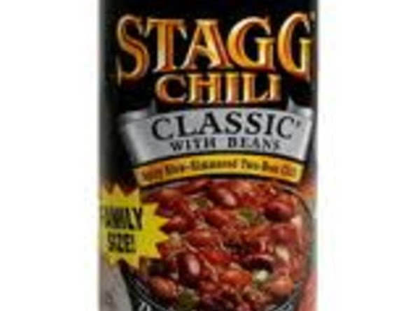 Warm up chili beans on top of stove or microwave. If using stove: warm...