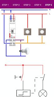 schema electrique - náhled