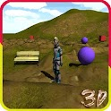 Ragdoll Man Shooter 3D icon