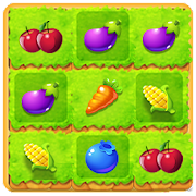Matching Farm - Match 3 Fruits