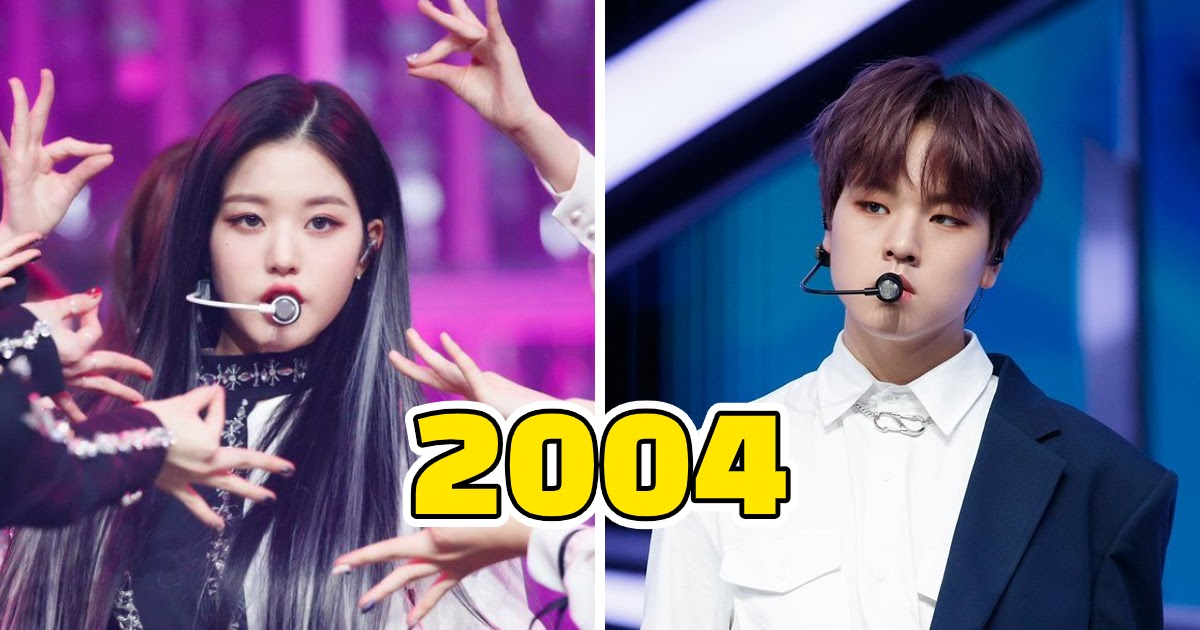These 10 Idols Born In 2004 Have Talent Beyond Their Years Koreaboo