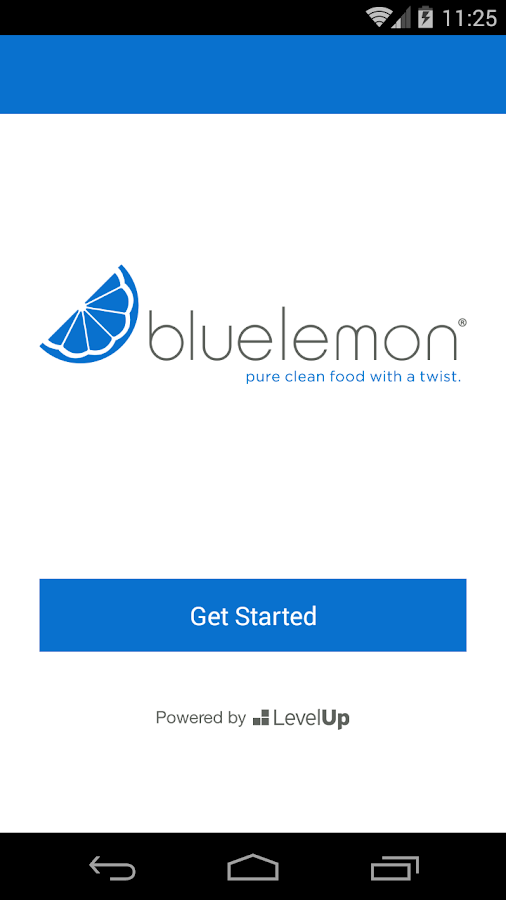 Blue Lemon- screenshot