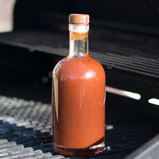 Old No. 44 BBQ Sauce.