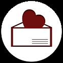 My Valentine GO SMS Theme icon