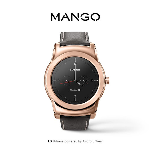 MANGO Watch Face