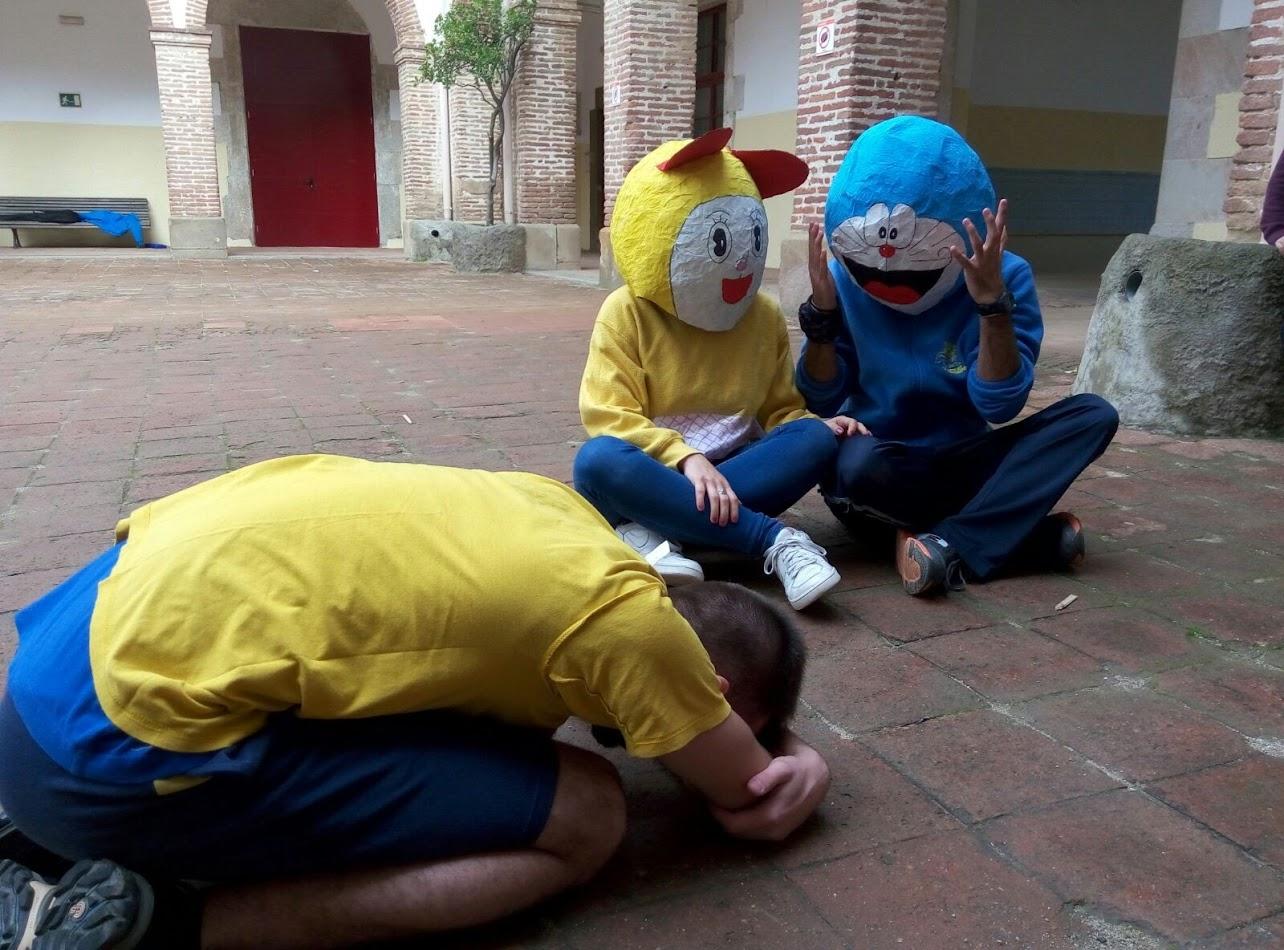 Colònies 1r Trimestre - Doraemon