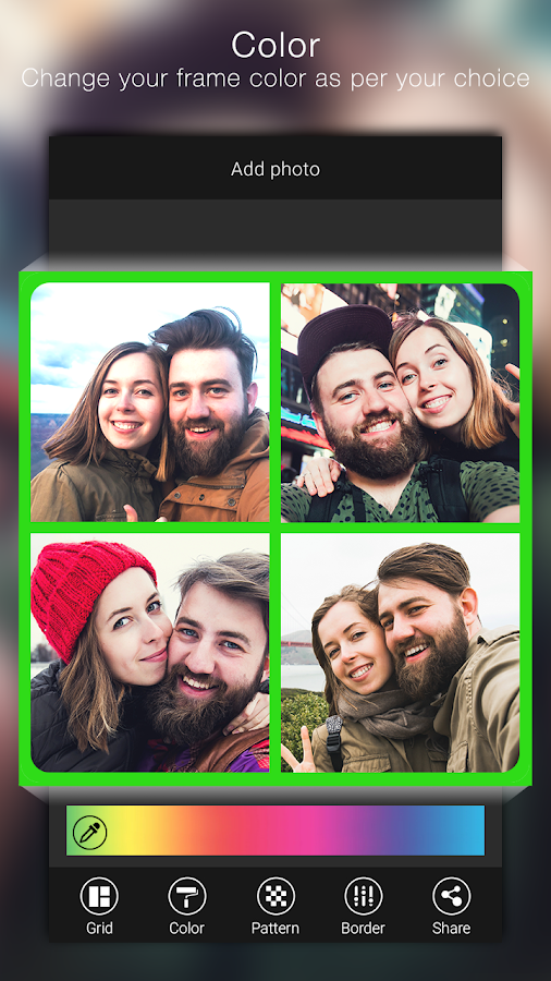 Instant Pic Frames- screenshot