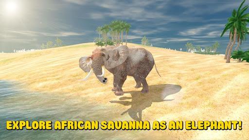 Elephant Survival Simulator 3D