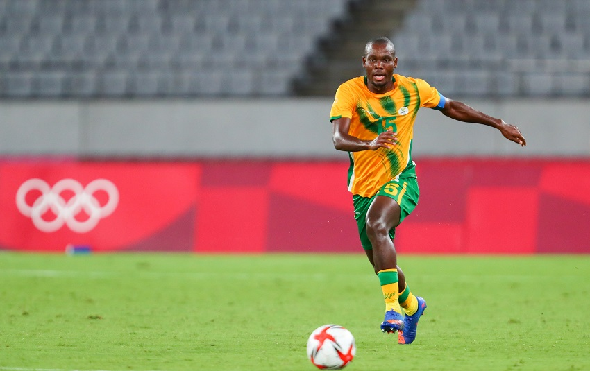 Malepe: Olympic team want to beat France to boost morale after looting in SA