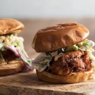 Nashville Hot Chicken Sandwich Recipe
