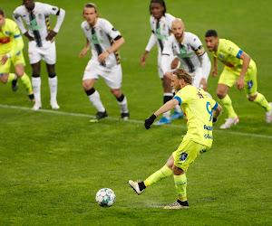 """Roman Bezus bourreau de Charleroi: """"Une belle victoire et de la confiance"""""""