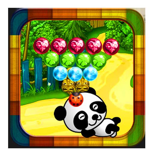 Panda Bubble POP (game)