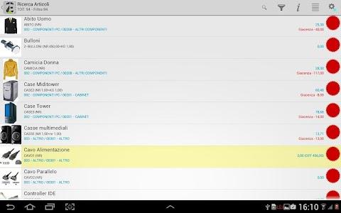 ZippyEvolution Raccolta Ordini screenshot 6