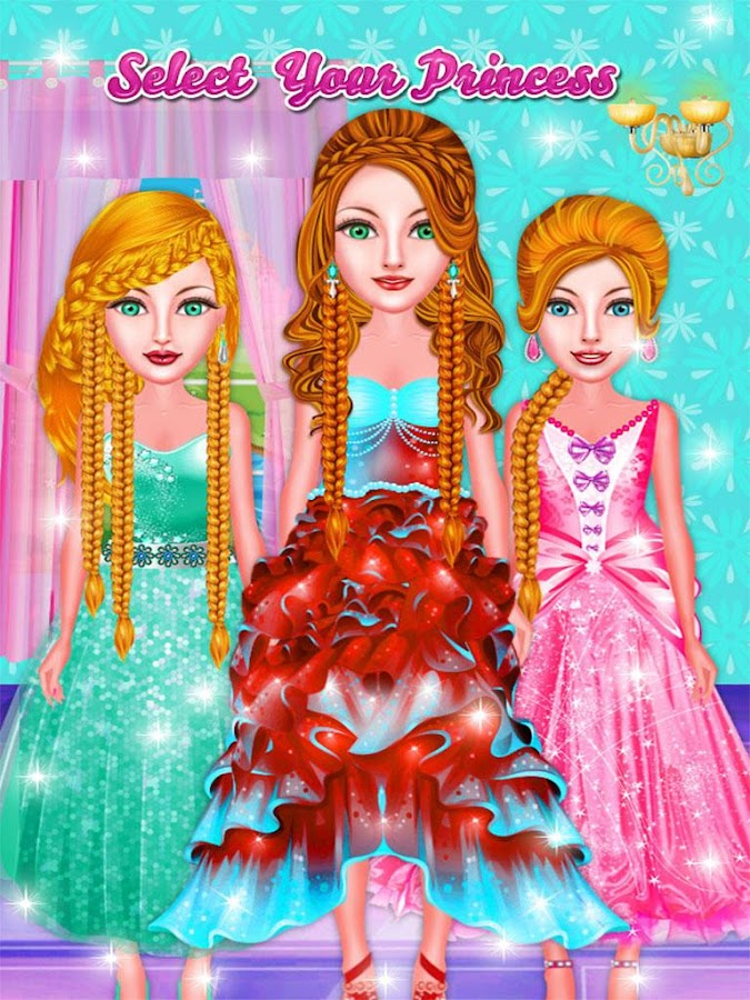 Hairstyles Games braids and buns Braided Hairstyles Girls Games Screenshot