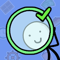 Draw Puzzle 3: missing part icon