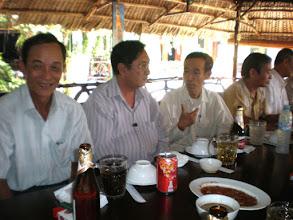 Photo: Thầy Lộ (Tiền Giang), thầy Khởi, thầy Hưng