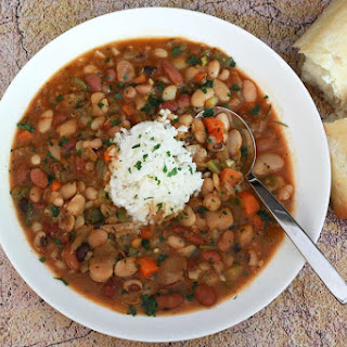 Neil's Crockpot 16 Bean Soup (or 15 Bean).