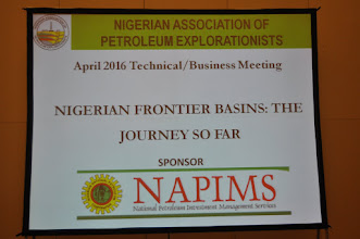 Photo: April 2016 Technical/Business Meeting Pictures