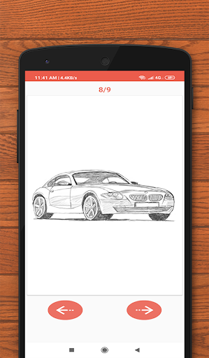 How to Draw Cars 5.0 screenshots 2