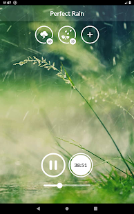 Nature Sounds Screenshot