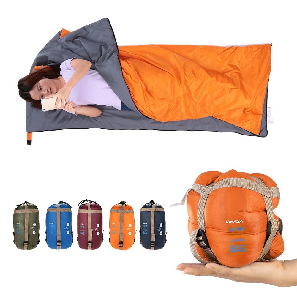 Ultra-light Envelope Sleeping Bag