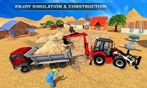 Excavator Sim 2018 1 screenshots 4