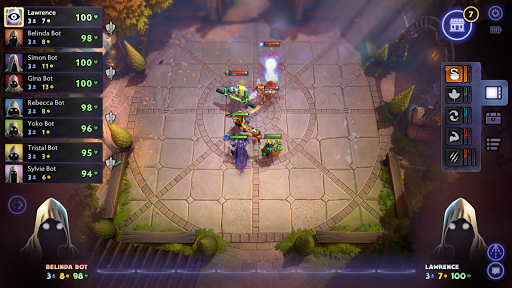 Dota Underlords 1.0 screenshots 6