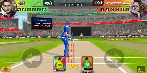 WCB LIVE Cricket Multiplayer: PvP Cricket Clash 0.4.8 screenshots 2