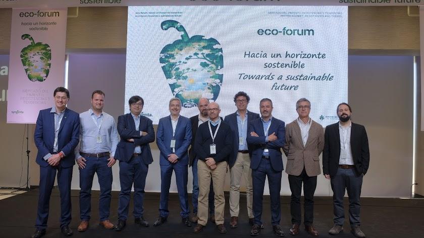 Ecoforum conjunto Syngenta-Zeraim celebrado en Almería.