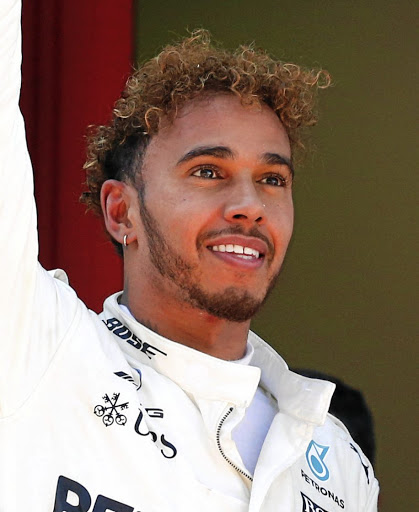 Lewis Hamilton. Picture: SUPPLIED