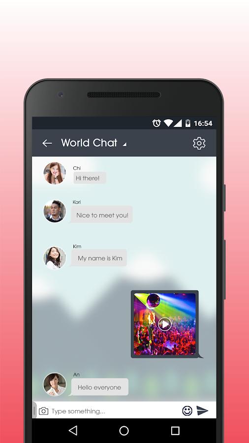 meet foreigners app