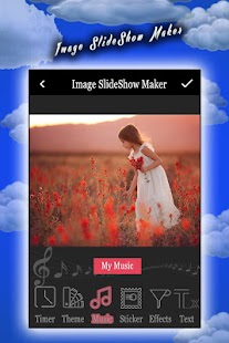 photo editor with music - náhled